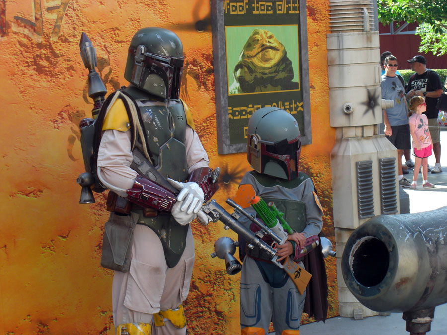 Star Wars Weekends Boba Fett Meet and Greet