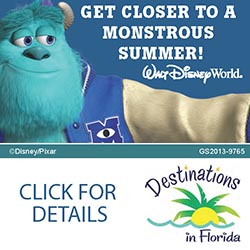 9765-GS2013 WDW Monstrous Summer Web Banner (12) for Destinations to Explore_Sully_250x250