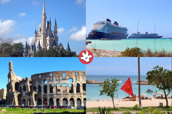 Disney Vacation Planning for all Disney Destinations!