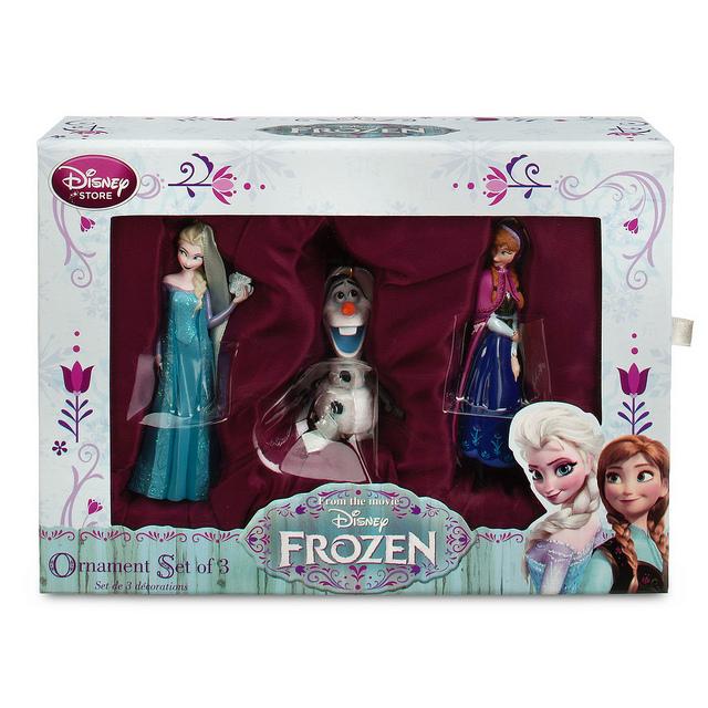 Frozen Ornaments