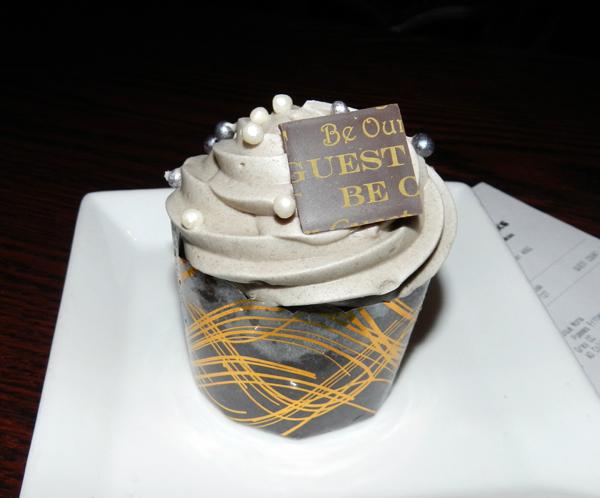 The Master's Cupcake