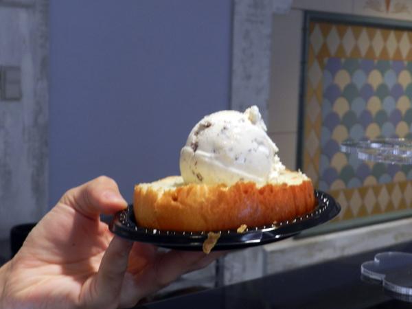 Brioche Ice Cream Sandwich Step 1