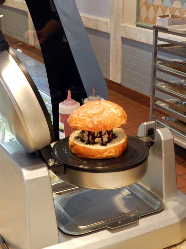 Brioche Ice Cream Sandwich Step 3