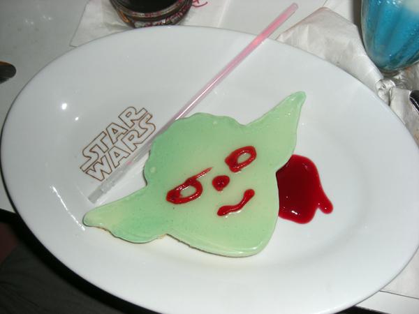 Yoda Dessert