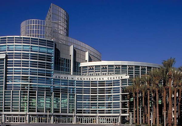 Anaheim Convention Center 1