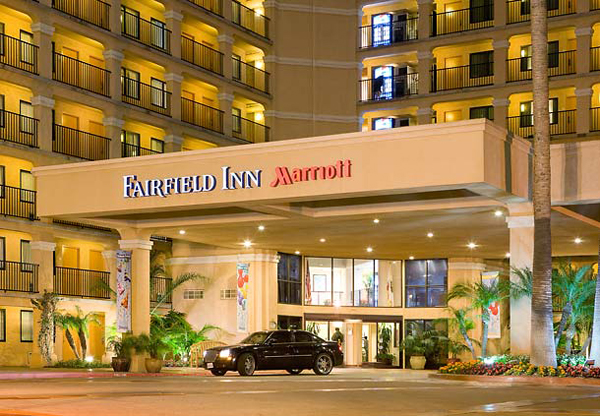 Fairfield Inn Marriott 1